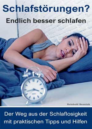 Schlafstörungen, Schlaflosigkeit